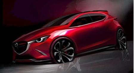 Segundo teaser del Mazda Hazumi Concept