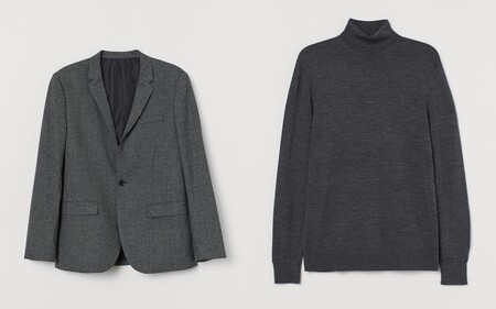 El Combo De Cuello Alto Y Blazer La Combinacion Triunfante Para Tus Looks De Invierno