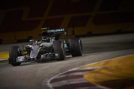 Rosberg Libres Singapur