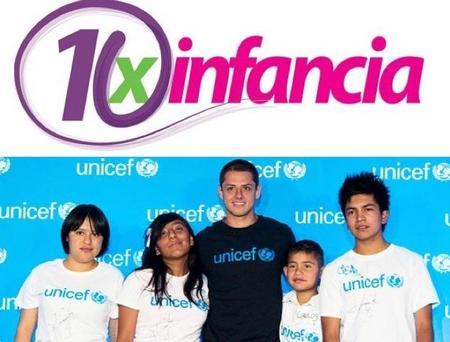 """Iniciativa """"10 x infancia"""" en México"""