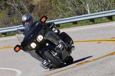 Honda GL1800 Gold Wing 2012