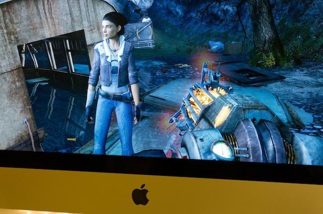 Análisis iMac 27 HL2