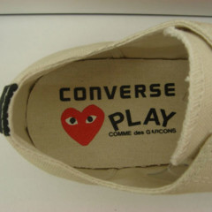 Foto 1 de 8 de la galería converse-colabora-con-comme-des-garcons-en-sus-nuevas-zapatillas en Trendencias