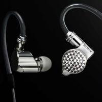 Auriculares Sony IER-Z1R: un diseño llamativo que apuesta por el cable para lograr un sonido de alta calidad