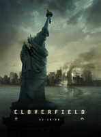 Póster definitivo de 'Cloverfield'
