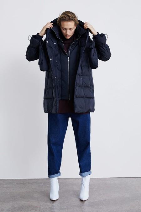 abrigos zara