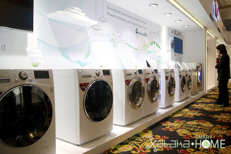 Smart Diagnosis, los electrodomésticos de LG saben lo que les duele