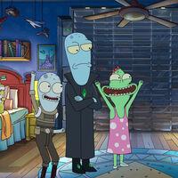 'Solar Opposites', renovada: la estupenda serie animada del cocreador de 'Rick y Morty' en Disney+ tendrá temporada 4