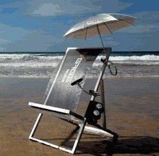 Una silla especial para tu N-Gage