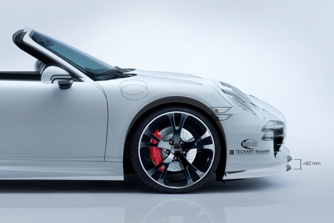 Foto de Porsche 911 Carrera 4S por TechArt (7/32)