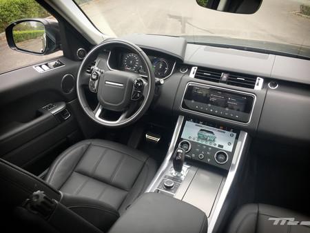 Range Rover Sport Phev Interior