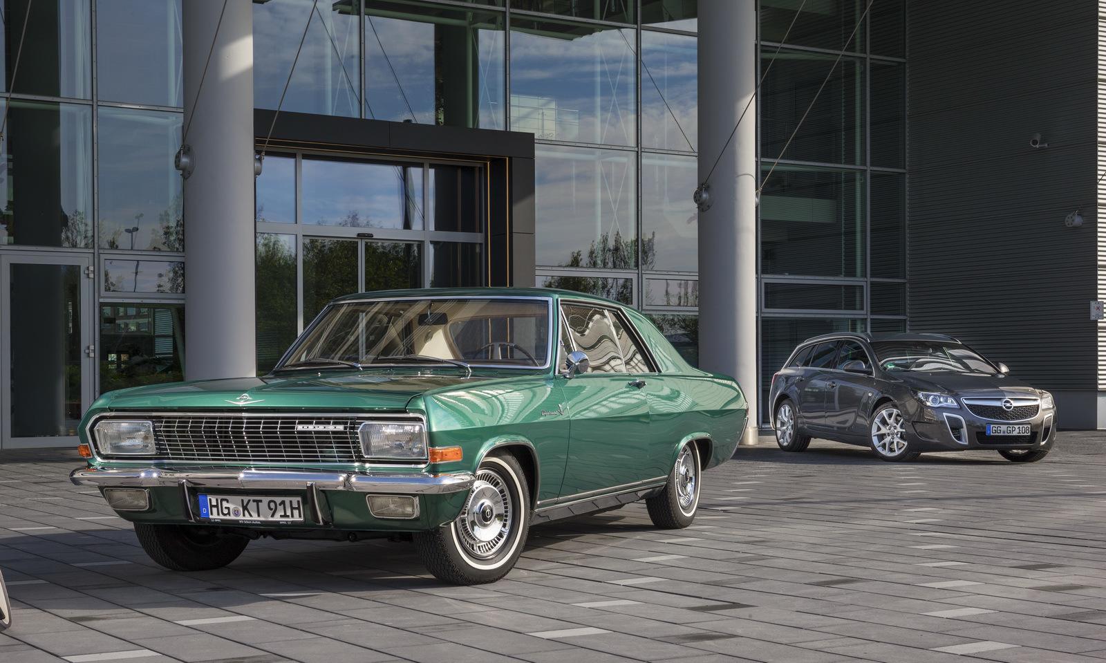 Foto de Opel Diplomat A V8 Coupé (1/11)