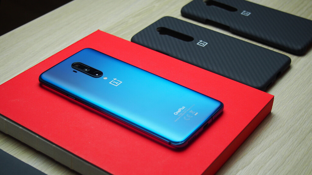 Android once estable llega a los OnePlus siete y OnePlus 7T junto con OxygenOS 11