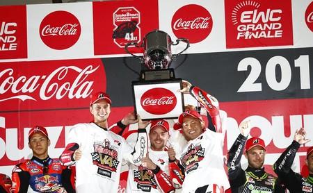 Yamaha consigue su cuarta victoria consecutiva en las 8 Horas de Suzuka y el TSR Honda se lleva el FIM EWC