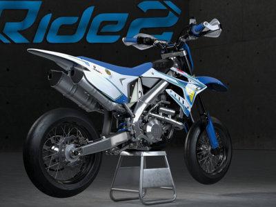 Cientos de motos, 30 circuitos, 15 modos de juego... Con el Ride 2 no podrás aburrirte