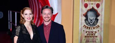 """Jessica Chastain y Diane Kruger, dos looks de invitada perfectos en el estreno de """"It: Capítulo 2"""""""
