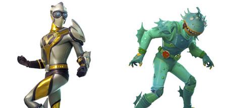Estos son los nuevos superhéroes, objetos y bailes que llegarán muy pronto a Fortnite