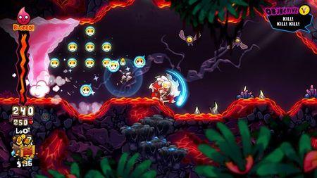 'Hell Yeah! Wrath of the Dead Rabbit' nos enseña su variada colección de monstruos en un divertido vídeo [E3 2012]