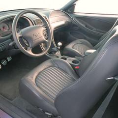 Foto 8 de 19 de la galería ford-mustang-bullitt-2001 en Motorpasión