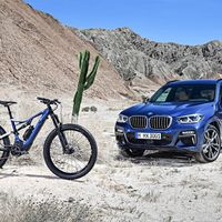 Turbo Levo FSR 6Fattie, Specialized crea la bicicleta ideal para conjugar con tu BMW X3