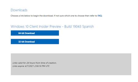 Version Language Download Windows 10