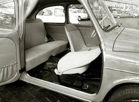 Interior SEAT 600 D