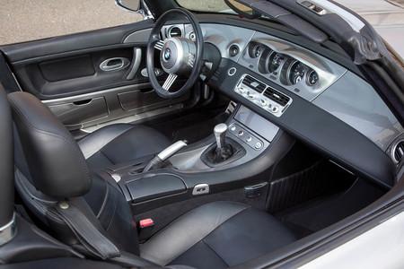 Bmw Z8 interior