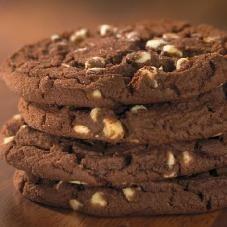 Las galletas de chocolate en decadencia