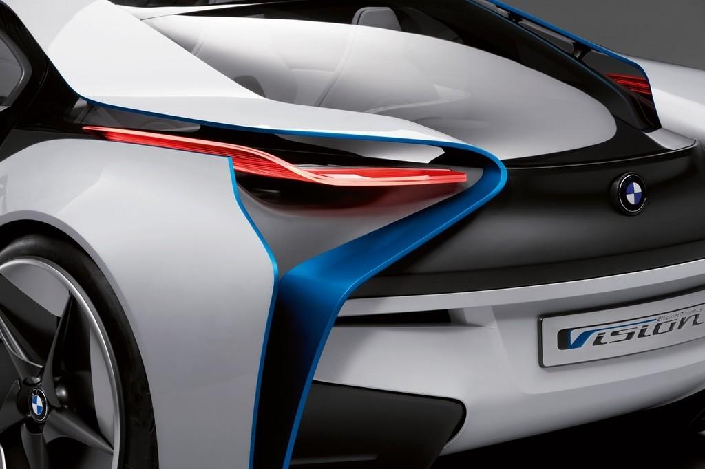 Foto de BMW Vision EfficientDynamics 2009 (38/92)