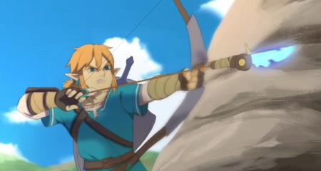 Este alucinante cortometraje de The Legend of Zelda: Breath of the Wild te hará desear con más ganas una serie animada