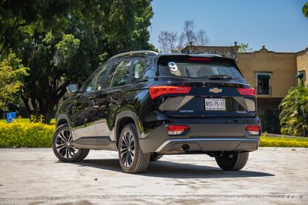 Chevrolet Captiva 2022 Primer Acercamiento Mexico Prueba Opiniones 34