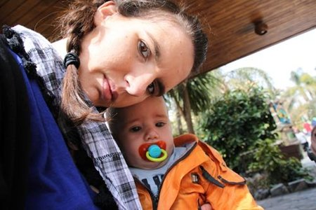 """Historias de madres: """"Sólo era el principio de una gran aventura, la aventura de mi vida"""""""