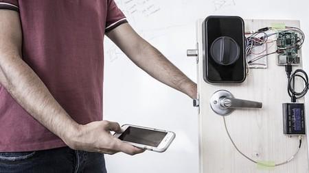 Tu cuerpo será el canal de comunicaciones para este sistema de control de acceso