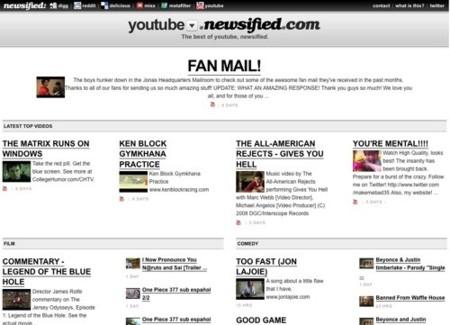 Newsified, conoce más contenidos destacados de algunas web sociales