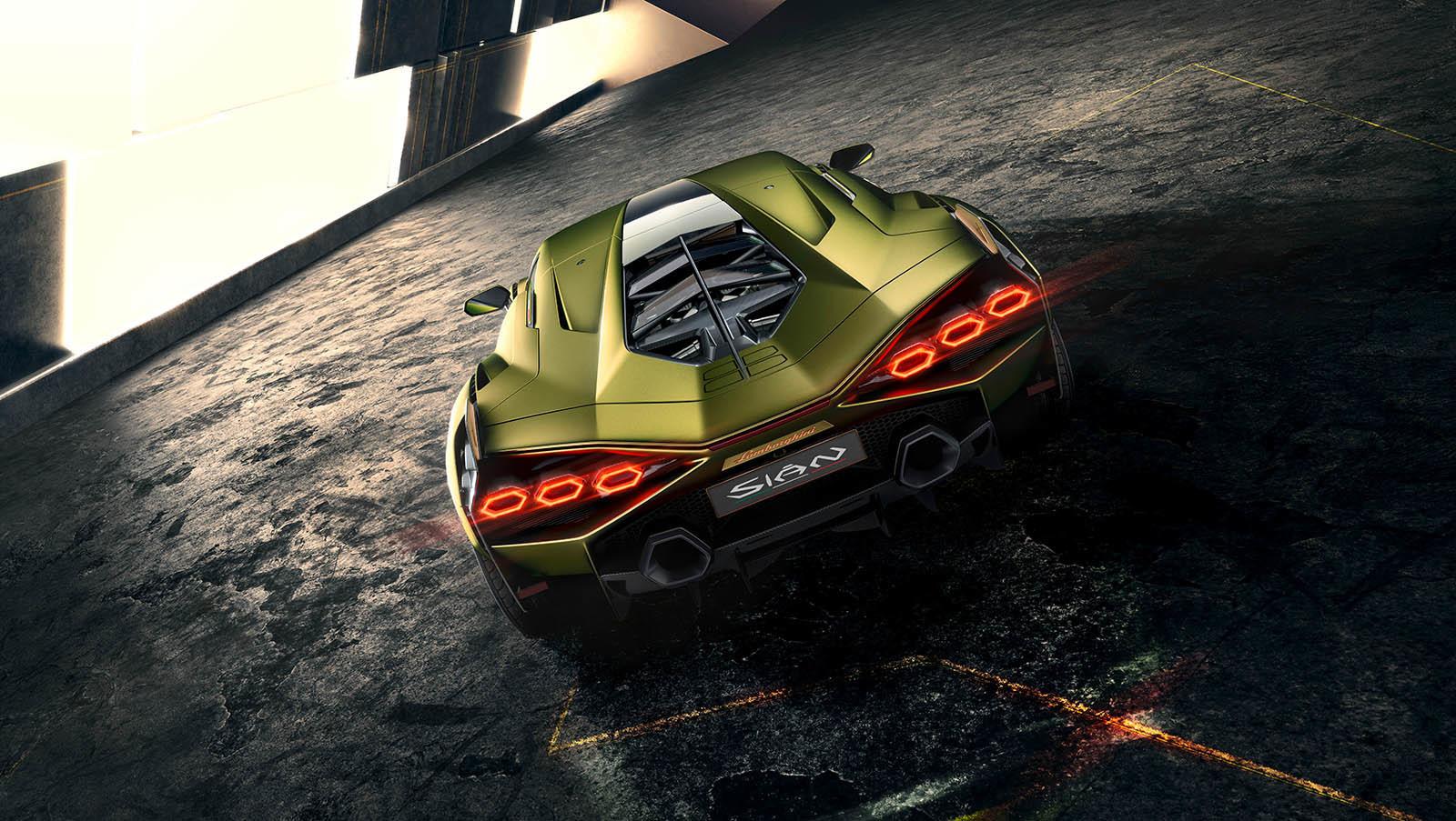 Foto de Lamborghini Siàn (11/18)