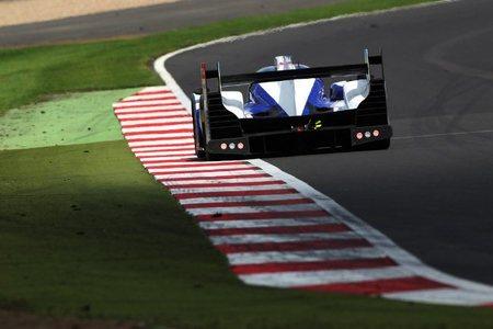 Podium Toyota 6 Horas Silverstone
