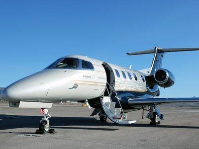 Así es la nueva versión más tecnológica del jet privado más vendido del mundo