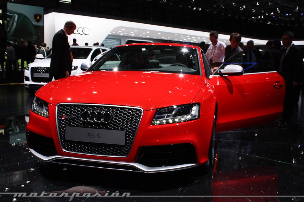 Foto de Audi RS5 en el Salón de Ginebra (1/16)