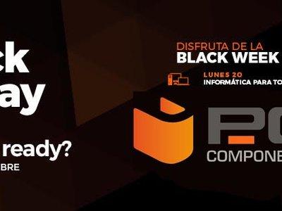 Black Friday PC Componentes 2017: las mejores ofertas en Informática hoy, 20 de noviembre