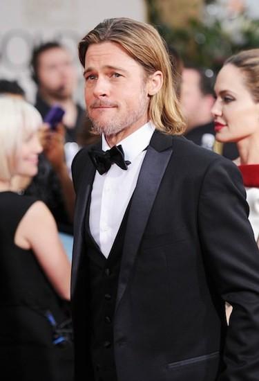 Los Globos de Oro 2012: una alfombra roja llena de glamour y buen estilo