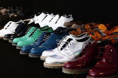 Enamorado de Lanvin y su colección de calzado para esta Primavera 2013, lo reconozco