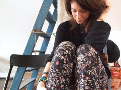 Streetstyler de la semana: Romy Den Dekeer de Bohemian Chic