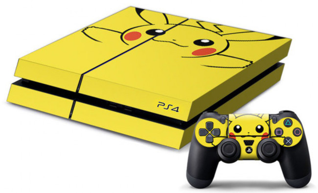 Pokemon Ps4