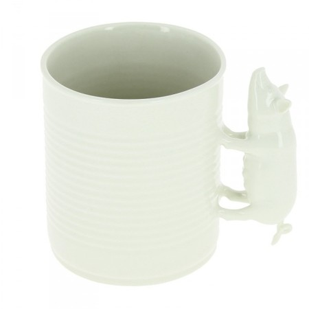 Mug Cerdo Grande Porcelana Wyeth To