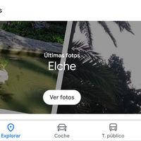 Google Maps para Android: así es la nueva sección en la que descubrirás las mejores y últimas fotos de tu ubicación
