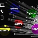 Así queda la fibra de Tuenti frente otras fibras baratas, en función de su disponibilidad geográfica