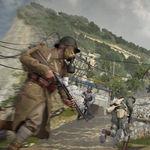 Call of  Duty WWII: 20  minutos de gameplay en Gibraltar, uno de los mapas que veremos en la beta