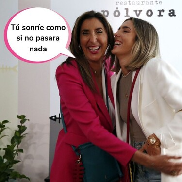 """Las duras críticas a Paz Padilla y a su hija, Anna Ferrer, tras presentar su últimas colección de bolsos: """"Os habéis columpiado"""""""