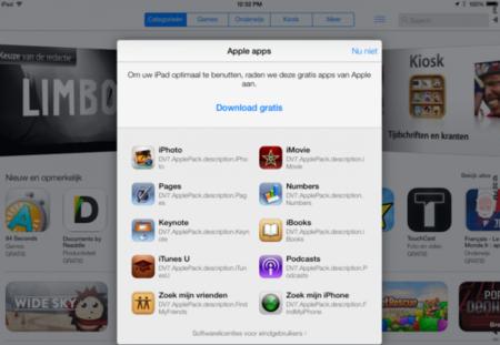 Apple lanzará nuevas versiones de iLife y iWork para iOS 7