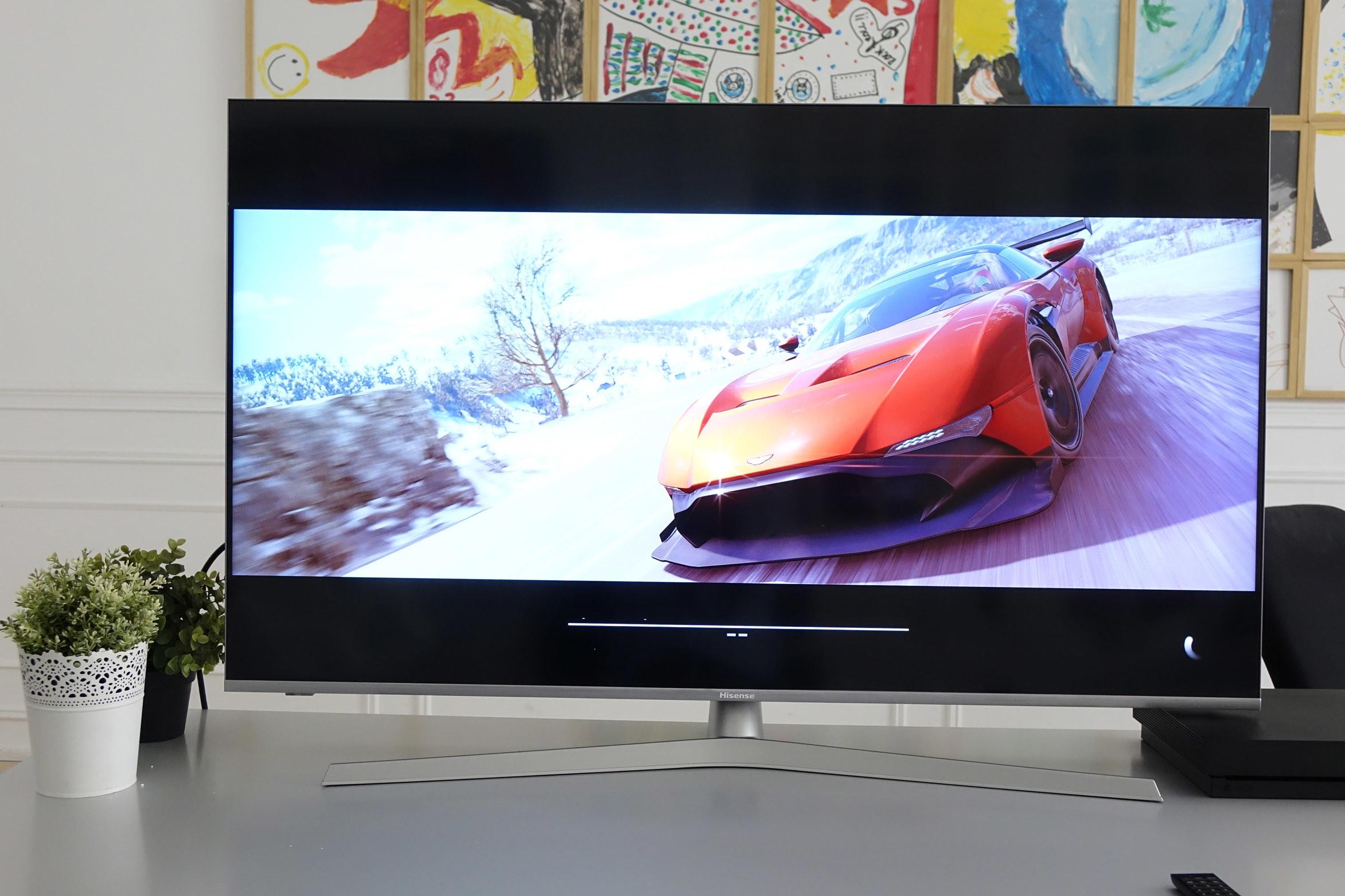 Foto de Televisor Hisense H50U7B ULED 4K UHD (8/48)